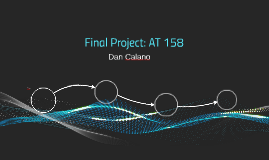Final Project: AT 158