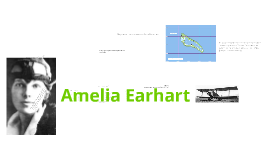 Amelia Earhart - Connor