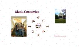 Škola Černovice