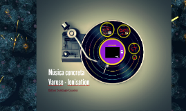 MÚSICA CONCRETA por Esther Santiago Casares