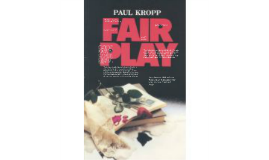The book I read was Fair Play by Paul Kropp