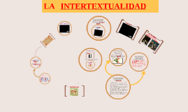 Copy of LA   INTERTEXTUALIDAD