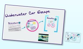 Underwater Car Escape - Physics 2012