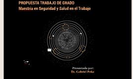 PROPUESTA TRABBAJO DE GRADO