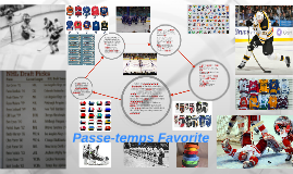 Copy of Passe-temps Favorite