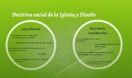 Doctrina social de la Iglesia y Diseño