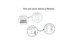 Tiro con arco: Arcos y flechas