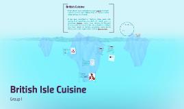 British Isle Cuisine