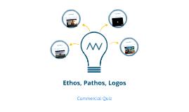 Ethos, Pathos, Logos Commercial Quiz