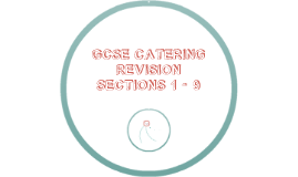 GCSE UNIT 2 CATERING REVISION (WJEC)