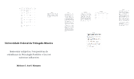 Seminário Metodologia Científica