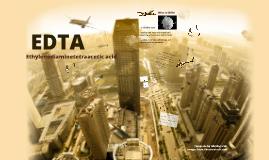 EDTA- Chem Extra Credit