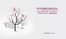 Copy of Der Briefroman