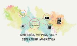 Copy of ECOGRAFÍA , DOPPLER