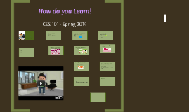 How do you Learn!