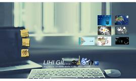 Lihi GIL : Making Words Visible