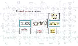 Os quadrinhos e a cultura