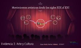 Evidencia 3: Arte y Cultura
