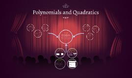 Polynomials and Quadratics