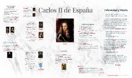 Carlos ll de España