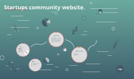 Copy of Startups community website.