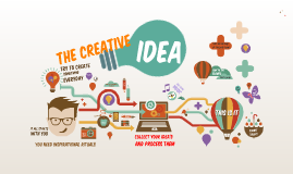 Copy of Copy of The creative idea prezi template mnus