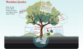 Copy of Mendelian Genetics