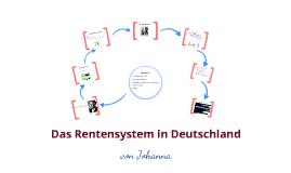 Copy of Das Rentensystem in Deutschland