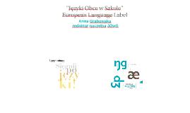 ELL i JOwS. Akademia Erasmus+ 2016