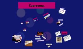 Copy of Cuaresma