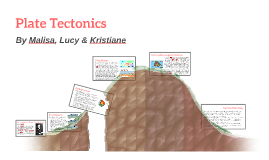 Who developed the Theory of Plate Tectonics?