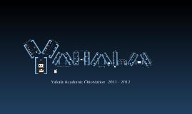 Yahala Academic Orientation 2011 - 2012