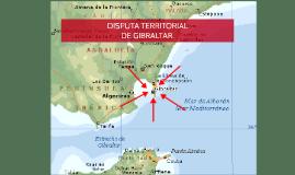 La cuestión de Gibraltar.