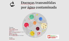 Doenças transmitidas por água contaminada