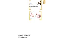 Factors of Human Development part 2