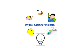 My Five Character Strengths