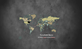 Slavery Mapped Out
