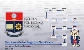 Funciones de los Registros Semióticos