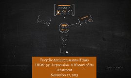 Copy of Tricyclic Antidepressants (TCAs)