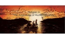 Religion in Huck Finn