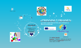 eTwinning y Erasmus+