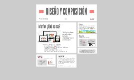 DISEÑO Y COMPOSICIÓN