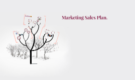 Marketing Sales Plan.
