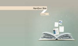 Marilyn Chin