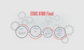 EDUC 6100 Final