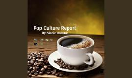 Pop culture report