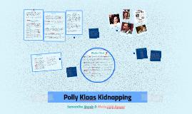 Polly Klaas Kidnapping