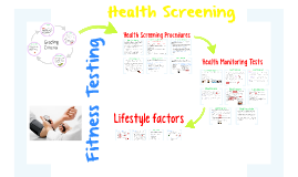 Assignment 2 Health Screening
