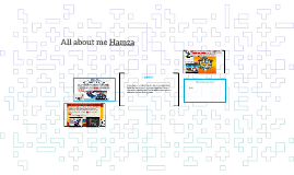 All about me Hamzah