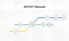 ARTAT Manual